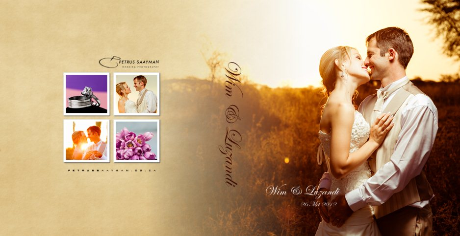 wedding album design ideas wim luzandis wedding album petrus saayman wedding photography