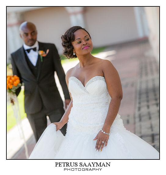 Bride And Groom Enjoying Amazing Sunset On A Beautiful: Connie & Sifiso… » Petrus Saayman Wedding Photography